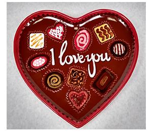 Bridgewater Valentine's Chocolate