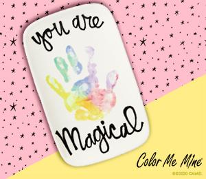 Bridgewater Rainbow Hand-print