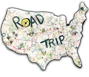 Bridgewater Family Road Trip!