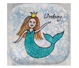 Bridgewater Mermaid Plate