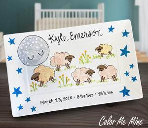 Bridgewater Baby Announcement