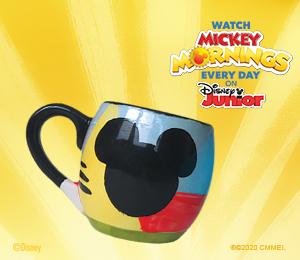 Bridgewater Mickey's Bubble Mug